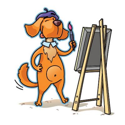 Zen_Dog_holding_paintbrush
